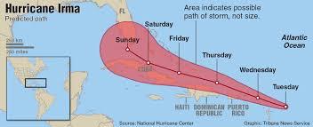 irma u0027s winds reach 185 mph as powerful storm churns toward florida