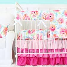 Bright Crib Bedding Colorful Crib Bedding Bright Baby Bedding Caden