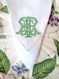 best of etsy linens by hempstead thread monograms and linens