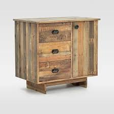 emmerson reclaimed wood buffet small west elm