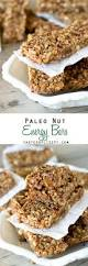 Chewy Almond Butter Power Bars Foodiecrush Com by 222 Best Images About Bars And Brownies On Pinterest Energy Bars