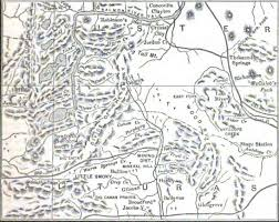 map of oregon gold mines mining gold and silver in idaho 1865 1885 access genealogy