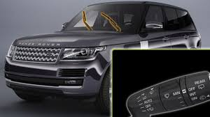 range rover hunter changing the smart key battery