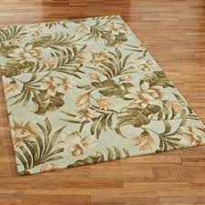 Palm Tree Area Rugs Tropical Rugs Touch Of Class
