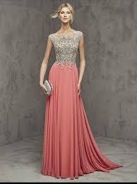 robe de mariã e pronovias robe de soirée pronovias faisan robe de soirée longue corail