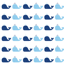 whale self adhesive wallpaper in blue by tempaper u2013 burke decor