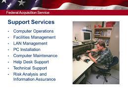 federal service help desk federal acquisition service u s general services administration