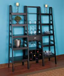 crate and barrel sloane grey leaning wine bar copycatchic