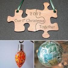 dashing diy christmas ornaments christmas tree woods and babies