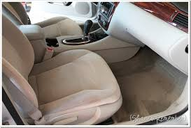 Vehicle Upholstery Cleaning Cleaning The Car