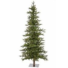 artificial christmas tree black friday slim christmas trees you u0027ll love wayfair