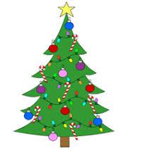 cartoon christmas tree step step drawing lesson