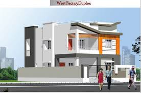 South Facing Duplex House Floor Plans by West Facing Duplex House Plans Per Vastu
