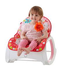 Toddler Rocking Chairs Fisher Price Infant To Toddler Rocker Flowery Chevron Walmart