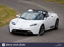 tesla roadster 2009 brabus tesla roadster electric sportscar at goodwood festival