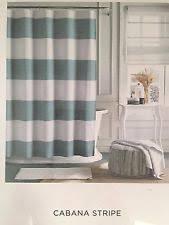 Blue Paisley Shower Curtain Tommy Hilfiger Shower Curtain Ebay