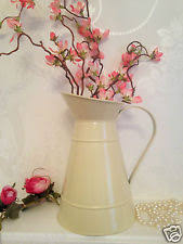french country pitcher jug vases ebay