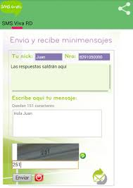 apk sms gratis sms gratis viva rd 1 2 apk android communication apps