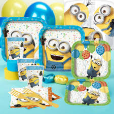 minions party supplies despicable me minions party supplies party supplies canada open a