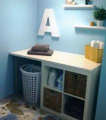 Laundry Room Table With Storage 22 Amazing Ikea Shelf Table Hacks To Try Immediately Ikea Hack