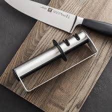 sharpening kitchen knives with a knife sharpeners kitchen stuff plus