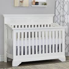 Baby Cache Convertible Crib Baby Cache Hill 4 In 1 Convertible Crib White Lace