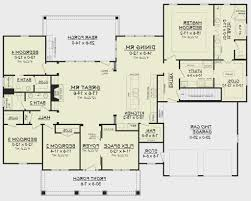 basement new prairie style house plans with walkout basement