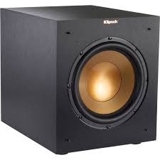 use car subwoofer in home theater klipsch r 10swi 10