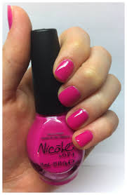 polished off selena gomez for nicole by opi swatches liner and