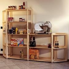scaffali fai da te mobili in legno a verona