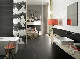 farbe fã rs badezimmer bodenfliesen fur bad kleines bad gestalten farben ideen schwarz