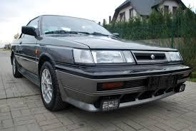 nissan sunny 1991 nissan sunny gti coupe 1991 sprzedany giełda klasyków