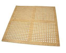 ka wood effect easy lock flooring tiles pack of 4