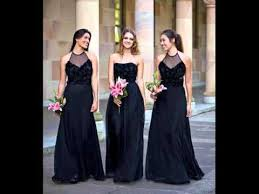 black bridesmaid dresses black bridesmaid dresses bridesmaid dresses