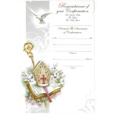 confirmation certificates templates 28 images free printable