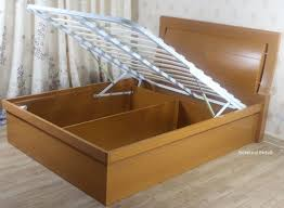 Wood Ottomans Ottoman Storage Bed Bonners Furniture