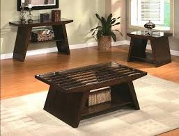 logan coffee table set coffee table with end table set new rent to own ashley logan coffee