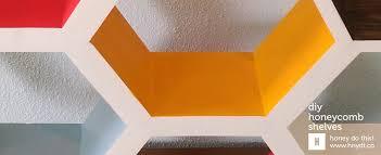 Diy Honeycomb Shelves by Diy Honeycomb Shelves Part One Diywithrick