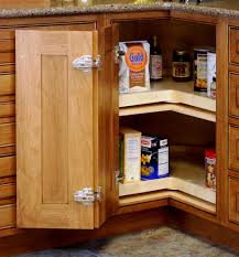 Storage Solutions For Corner Kitchen Cabinets Corner Kitchen Cabinet Storage Solutions Lazy Susan 2018
