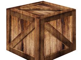 3d wooden box png free isolated objects textures for photoshop