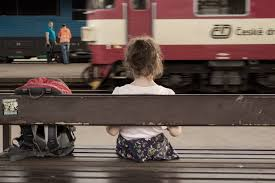 at train station free stock images by libreshot