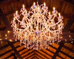 Farm Chandelier The Kelley Farm Snuffin U0027s Catering