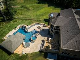 Custom Pools By Design by Inground Pools Holmdel Pools By Design New Jersey 21 Custom