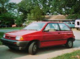 Ford Festiva Review And Photos