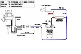 ford 302 motor wiring inside ignition coil distributor for diagram