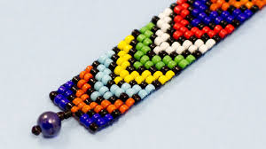 youtube beads bracelet images African diy bead loom bracelet jpg