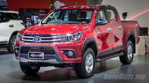 toyota hilux 2016 toyota hilux to arrive in malaysia really soon may cost from