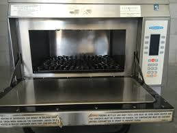 Turbochef Toaster Oven Used Turbochef C3 C Convection Microwave Oven Super Clean