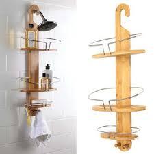 Corner Bathroom Shelves Best 25 Corner Bathroom Storage Ideas On Pinterest Corner Wall