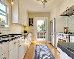 kitchen galley ideas kitchen design ideas for galley kitchens immense 25 best ideas